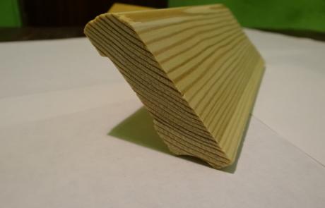 плинтус из лиственницы, фото 1