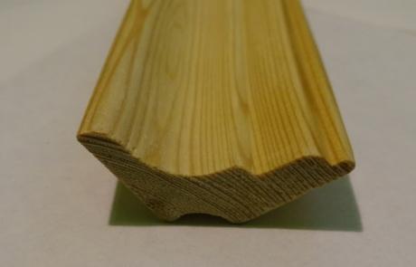 плинтус из лиственницы, фото 6