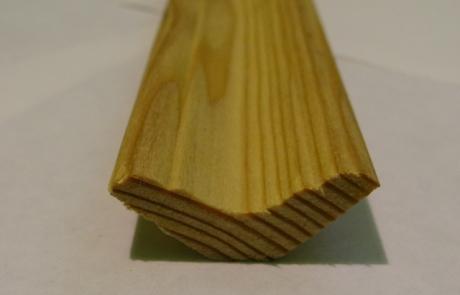 плинтус из лиственницы, фото 3