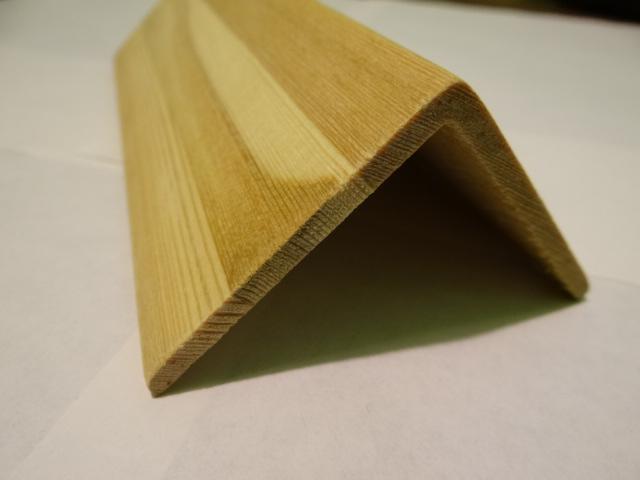 уголок из лиственницы, фото 2