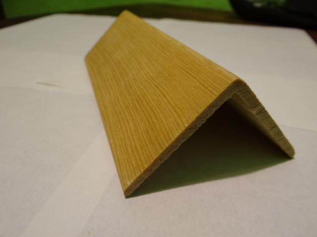 уголок из лиственницы, фото 3