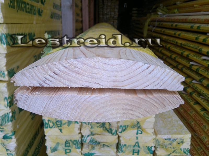 Блок Хаус из Сосны, фото 2