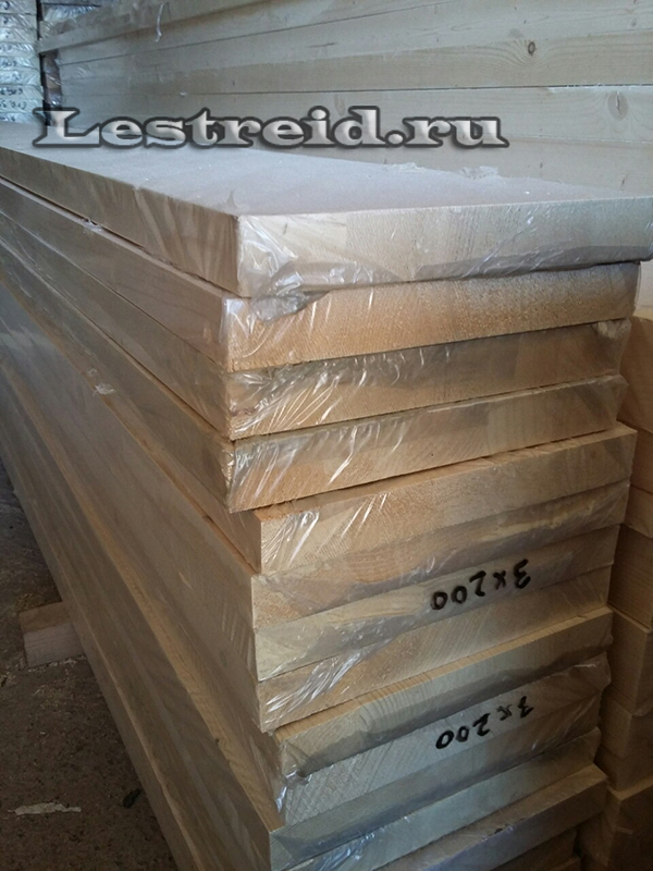 мебельный щит из сосны - 2